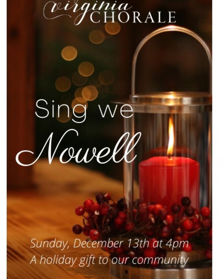 VA Chorale Sing We Nowell